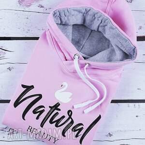 bluzy prezent bluza natural beauty róż!