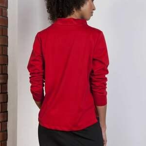 ręcznie robione bluzy bluza z dłuższym tyłem, blu139