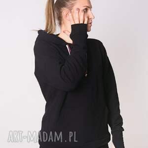 wygoda bluzy bluza z kapturem czarna