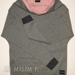 trendy bluzy bluzazkominem bluza z kominem