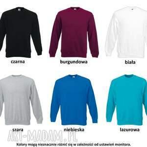 bluzy bluza z nadrukiem dla chłopaka