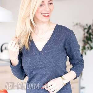 bluzy modnabluza damska bluzka bluza z zawiązywaną