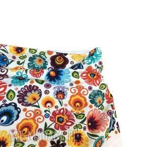 motyw folkowy bluzy folkowa bluza biała lub ecru