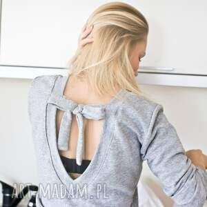 bluzazkokarda bluzy modna bluzka z fajnym wiązaniem na