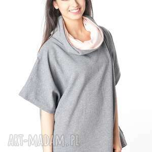 Ekoszale bluzy bawełna obszerna bluzka narzutka oversize