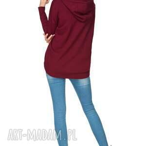 bluzy sportowa bluza z kapturem t190