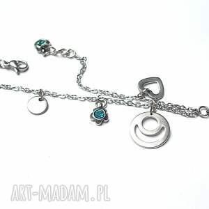 Alloys collection /2017/ - line blue heart vol szlachetna