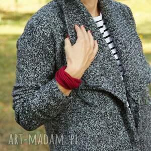 intrygujące bransoletka bawełniana damska