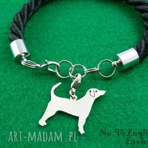 niepowtarzalne bransoletki rasy-psów bransoletka angielski foxhound pies