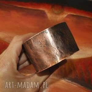 ręcznie robione bransoletka bangla z kutej