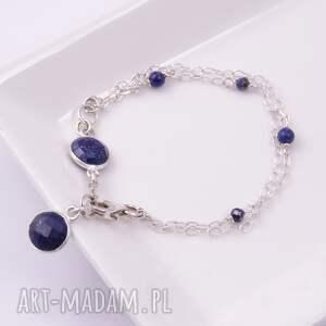unikalne bransoletki bransoletka lapis lazuli