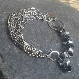 frapujące bransoletka srebro srebrna