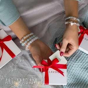 modne bransoletki hematyt bransoletka z hematytów i koliberka