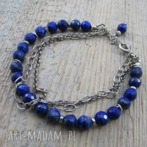bransoletki lazuli bransoletka z lapis