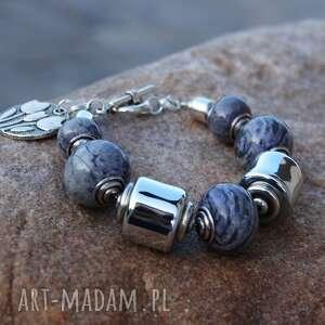 bransoletka cesari z jaspisów