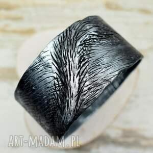 czarne bransoletki czarny-kot czarny kot ręcznie robiona