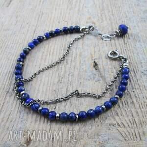 delikatna z lapis lazuli