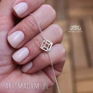 oryginalne sześcian geometria cube