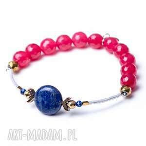 różowe kamienna whw high - raspberry lips