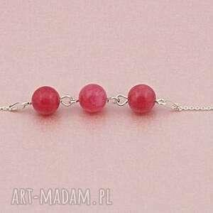 różowe bransoletki 925 i am special