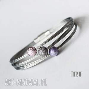 szare minimalizm industrial violet