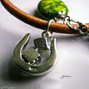 rzemień bransoletka wykonana ze srebra (pr. 925 i 930)