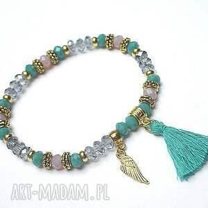bransoletki boho kolekcja rich - turquoise/14