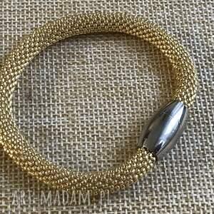 bransoletki komplet eleganckich bransoletek