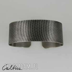 Caltha Kratka - metalowa bransoletka 171202 -01 =
