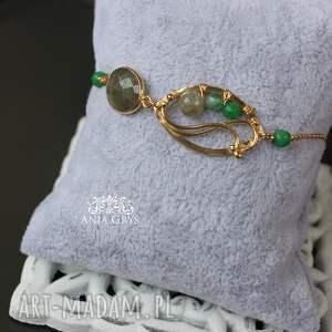 ręcznie wykonane bransoletka letnie wibracje