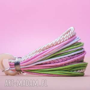 ręcznie robione sznurkowa whw mini mess - flower power