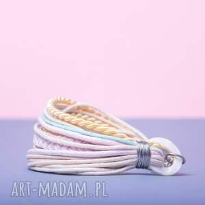 nietypowe sznurkowa whw mini mess - fresh cream