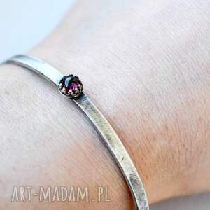 hand made minimalizm minimalistyczna bransoleta