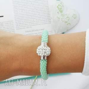 zielone mint inspiration