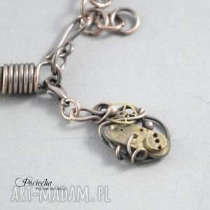 brązowe bransoletki bransoletka nemo - bransoletka/ zamówienie