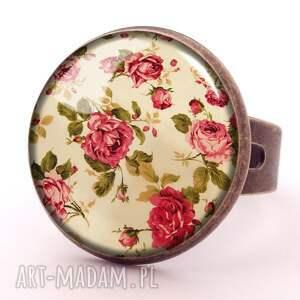 retro bransoletki róże - bransoletka