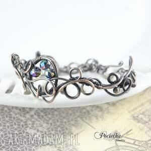 oryginalne bransoletki prezent spark - bransoletka z pięknymi