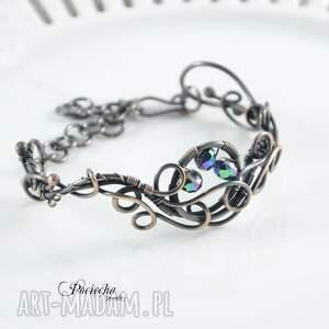 bransoletki prezent spark - bransoletka z pięknymi