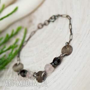 atrakcyjne bransoletki srebrna-bransoletka srebrna bransoletka w stylu boho