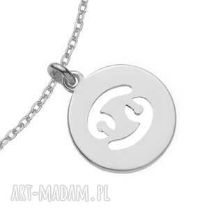 handmade bransoletki srebro srebrna bransoletka z zodiakiem