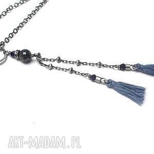 hand made bransoletki srebro troki vol. 2 /bohosapphire/