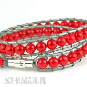 czerwone jadeit 2w1: czerwony