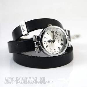 wyjątkowe bransoletka zegarek wykonany na zamówienie według