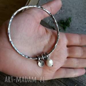 bransoletki z-zawieszkami zestaw 2 bransolet z zawieszkami
