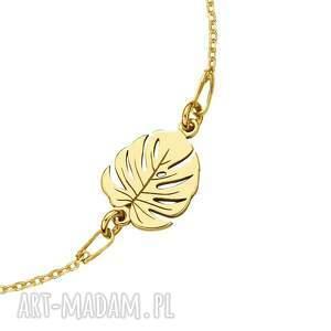 niepowtarzalne bransoletka złota