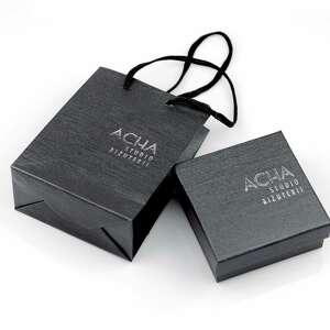 ACHA Studio broszki: biżuteria z-kamieni