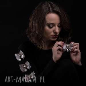 ręcznie robione broszki biżuteria broszka amemia roux - arras