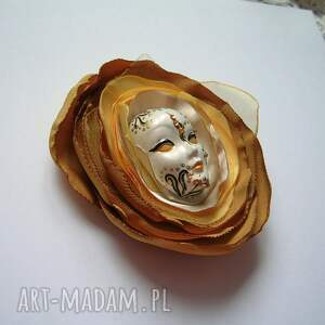 modne broszki broszka z kolecji masqerade - xlvii
