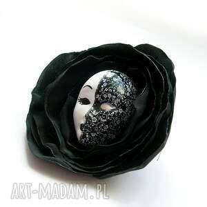 broszki: Broszka z Kolekcji Masqerade - maska
