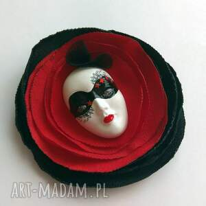 Samantha broszki: broszka z kolekcji masquerade - xlviii